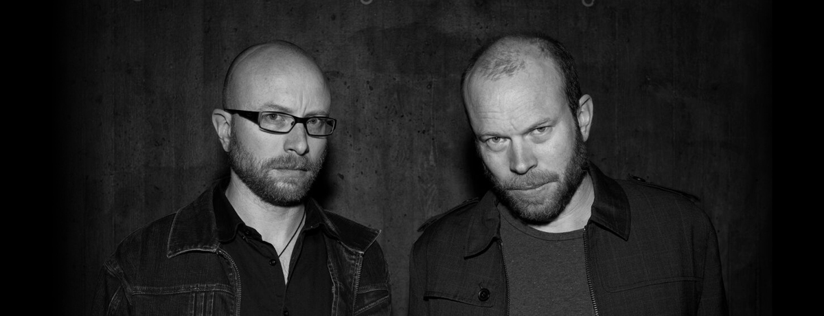 Brutter: Christian og Fredrik Wallumrød